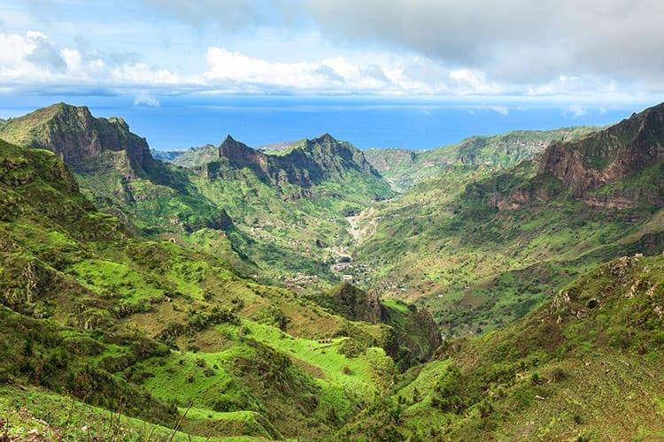 Serra Malagueta National Park, Kaapverdië