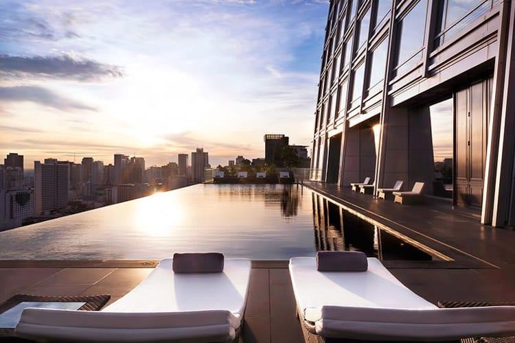 The Okura Prestige Hotel, Bangkok