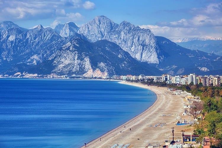 Strand Antalya