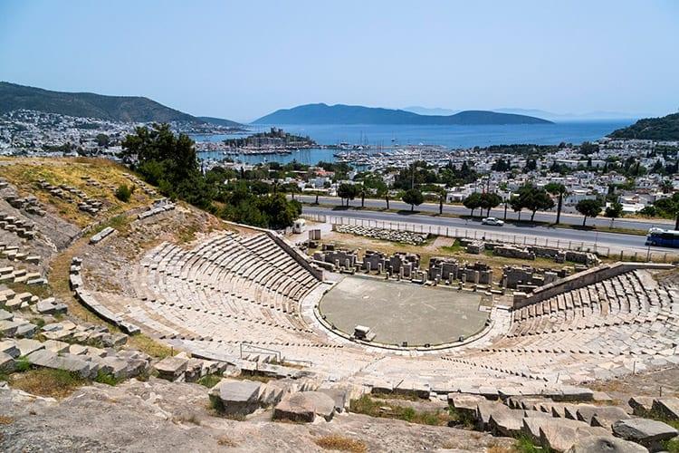 Grieks theater, Bodrum