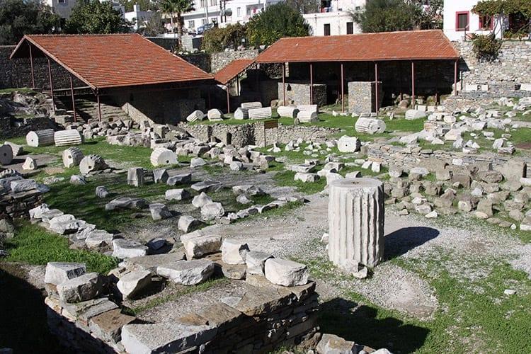 Mausoleum van Halicarnassus, Bodrum