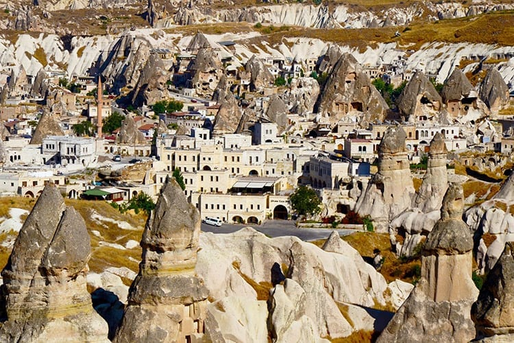 Göreme, Cappadocië