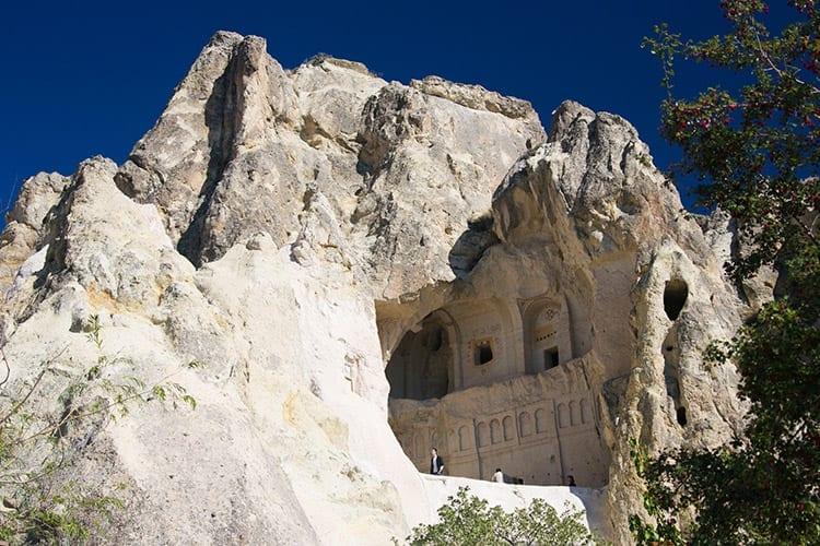 Karanlık kilise, Cappadocië