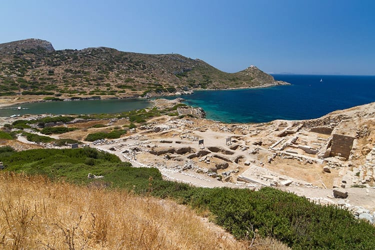 Romeinse ruïnes van Knidos
