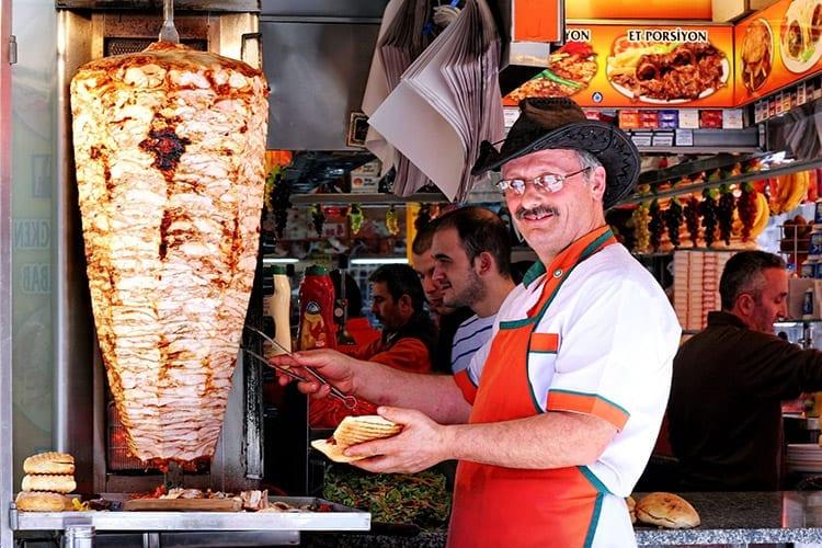 Eten in Istanbul