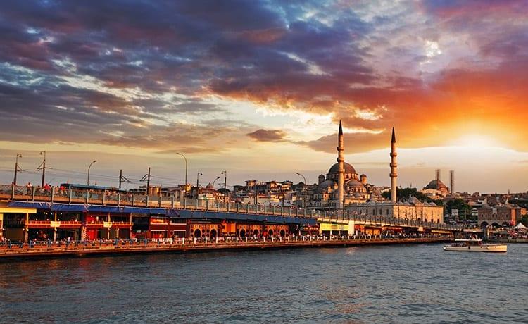 Galatabrug, Istanbul