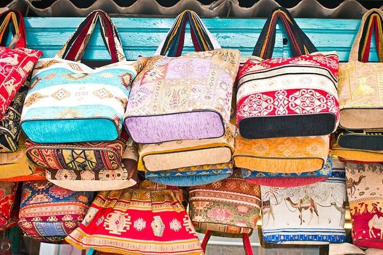 Bazaar van Marmaris