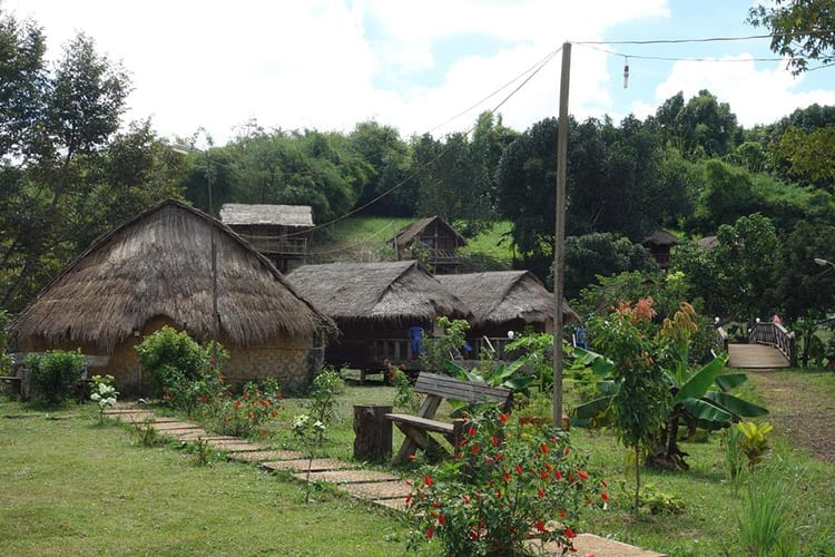 Indigenous People Lodge, Mondulkiri