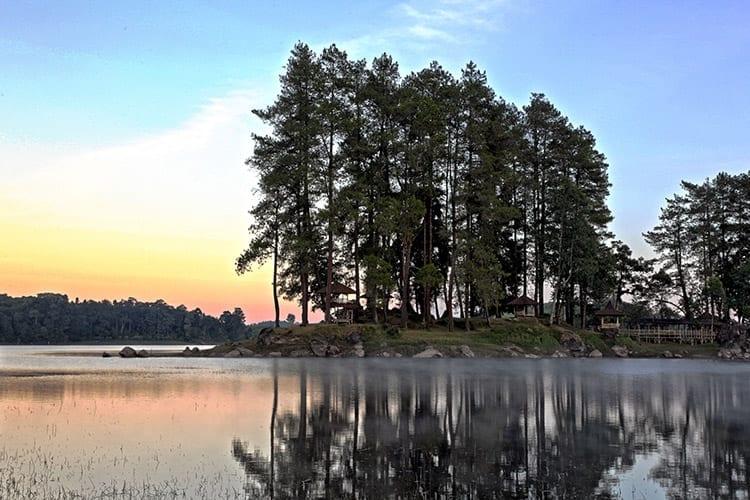 Situ Patenggang meer, Bandung