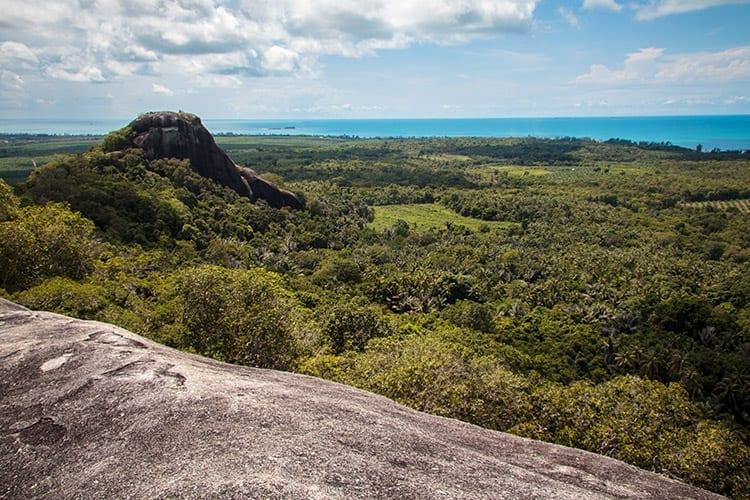 Bukit Baginda, Belitung