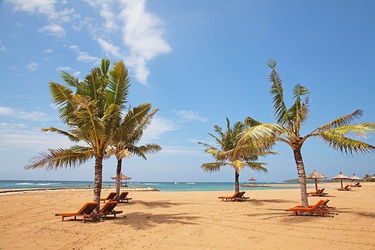Strand van Nusa Dua