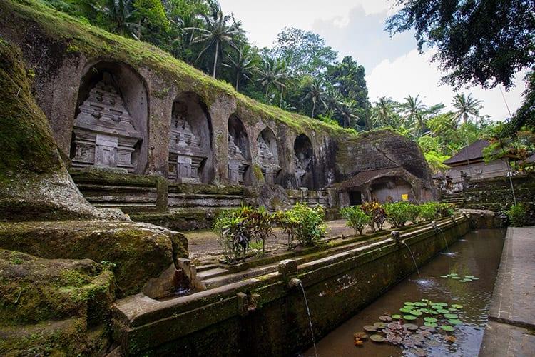 Gunung Kawi tempel, Ubud
