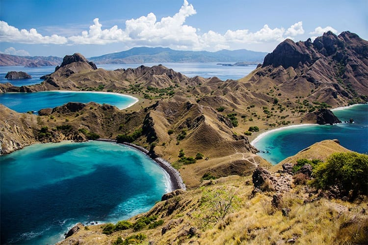 Padar, Komodo National Park