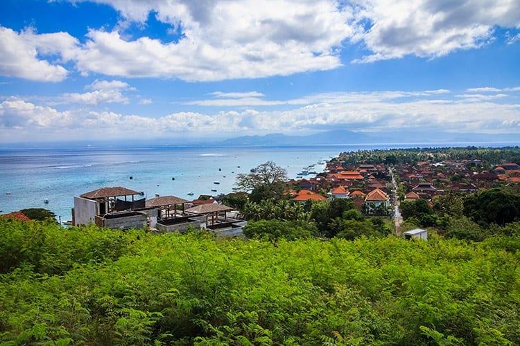 Panorama Point, Nusa Lembongan