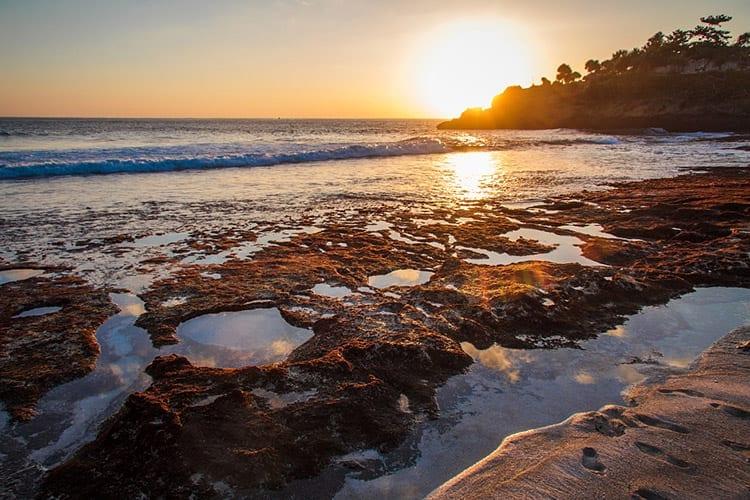 Sandy Bay Beach, Nusa Lembongan