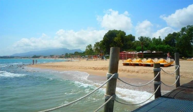Camping Playa Montroig. Costa Dorada