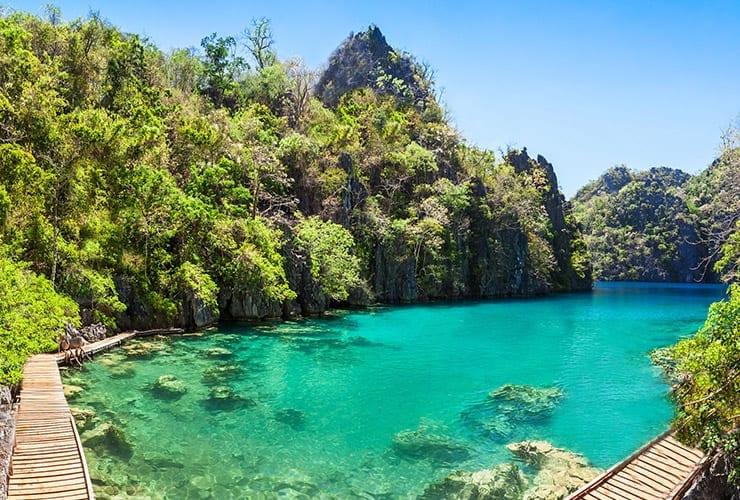 Lake Kayangan, Coron