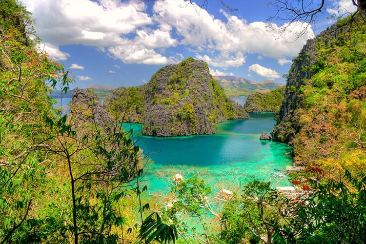 Lake Kayangan, Coron