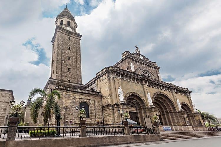 Intramuros, Manilla