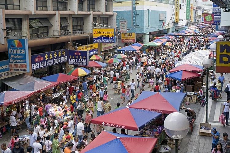 Quiapo, Manilla