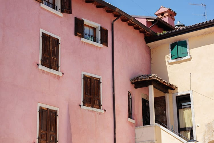 Huizen in Bardolino