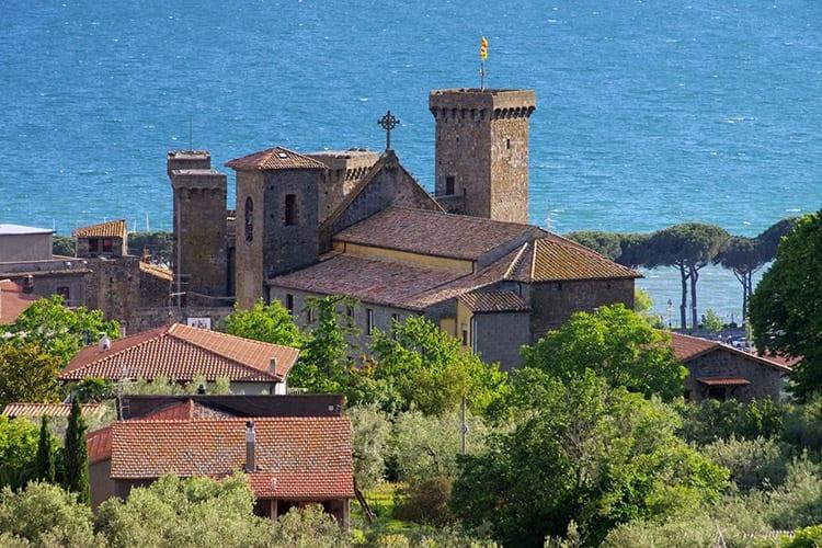 Rocca Monaldeschi, Bolsena