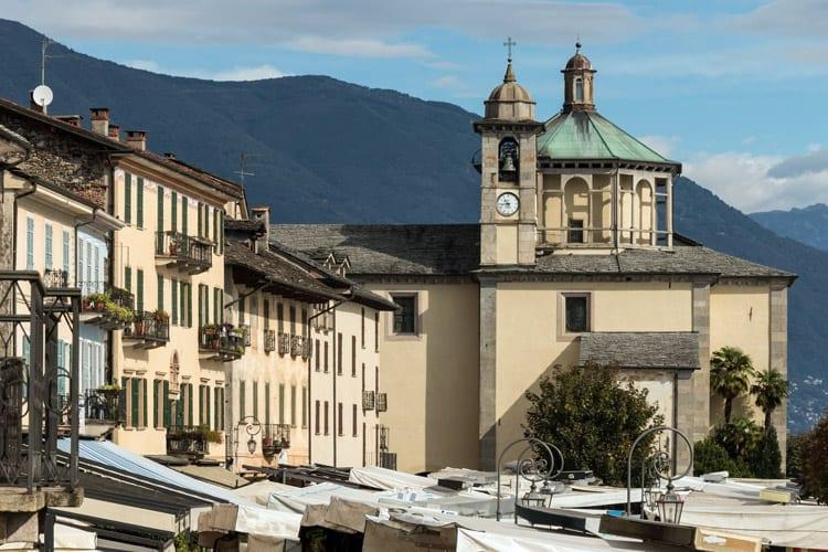 Santuario della Piëta, Cannobio