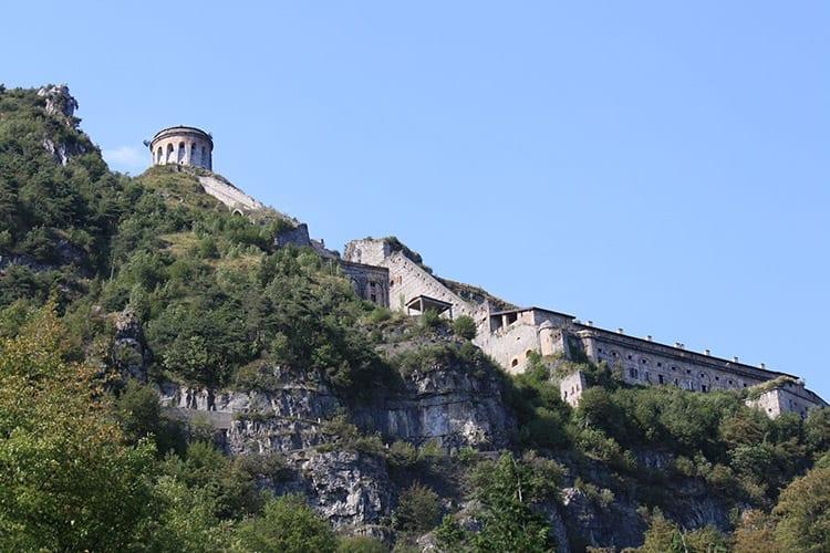 Rocca d'Anfo, Idromeer