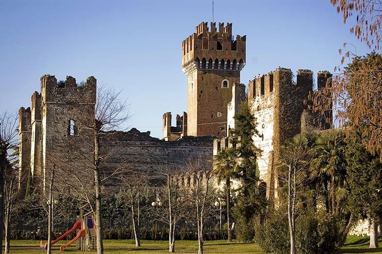 Scaligeri kasteel, Lazise