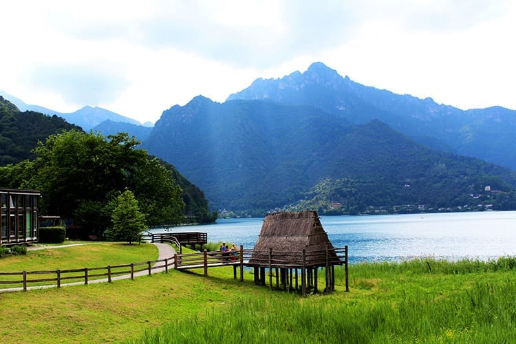 Paalwoningen Lago di Ledro