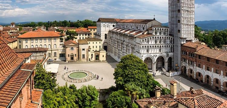 San Martino kathedraal, Lucca