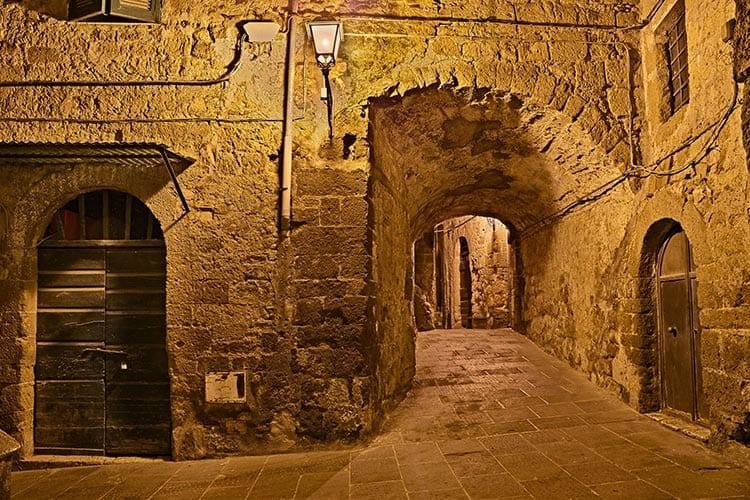 Joodse Ghetto in Pitigliano