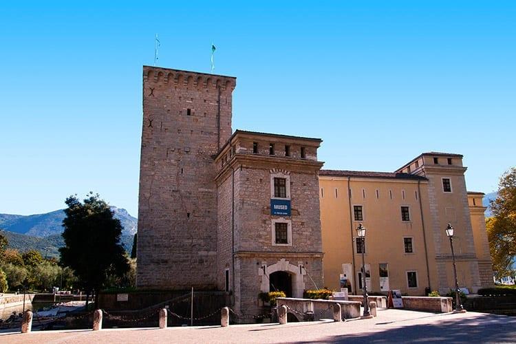 Burcht Rocca, Riva del Garda