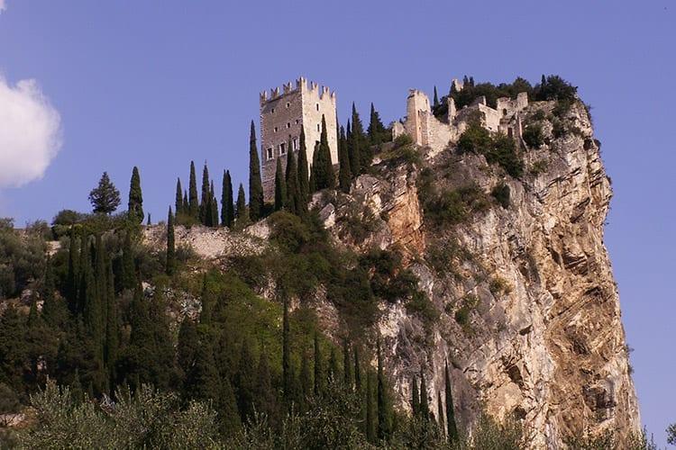 Castello di Arco, Riva del Garda