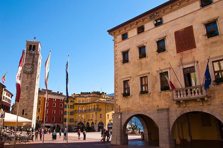 Torre Apponale, Riva del Garda