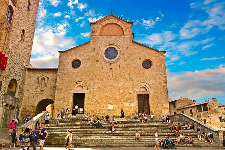 Collegiata, San Gimignano