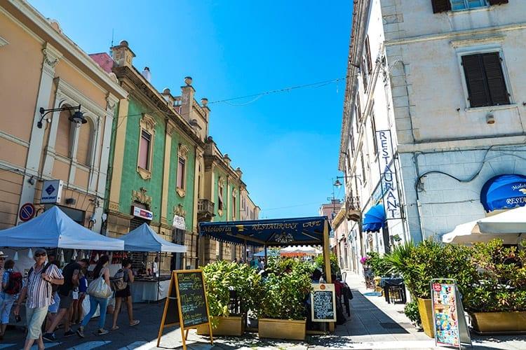 Olbia, Sardinië
