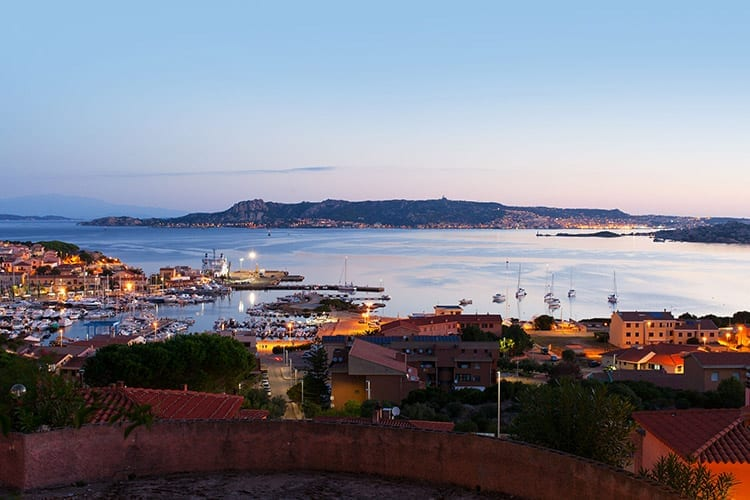 Palau, Sardinië