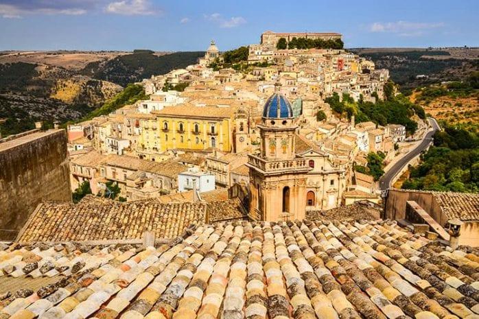 Ragusa, Sicilië