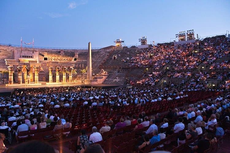 Romeinse amfitheater van Verona