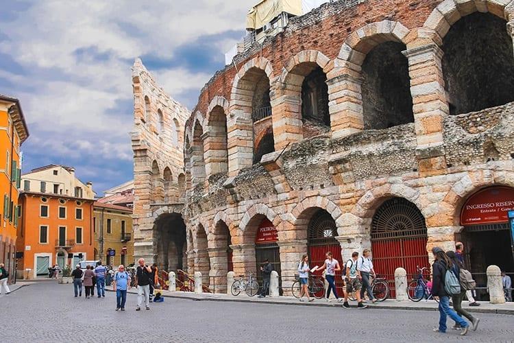 Romeinse Arena van Verona