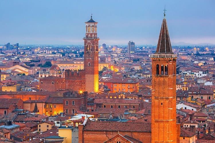 Torre dei Lamberti, Verona