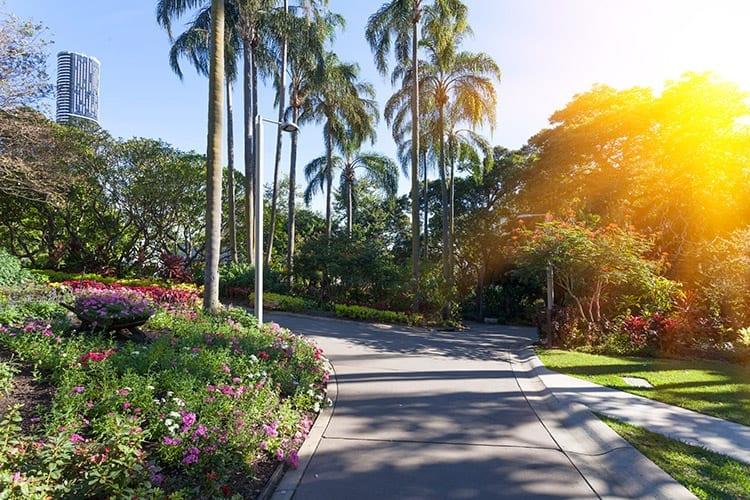 City Botanic Gardens, Brisbane