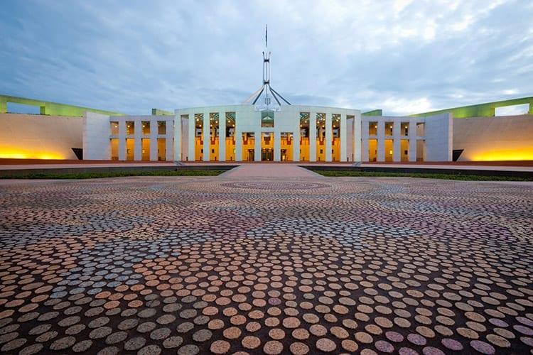 Australische Parliament House