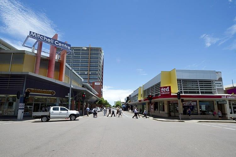 Mitchell Street, Darwin