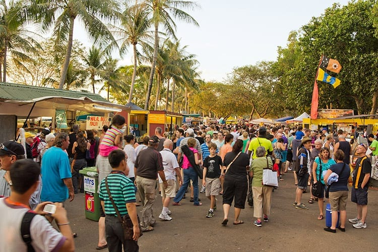 Mindil Beach Market, Darwin