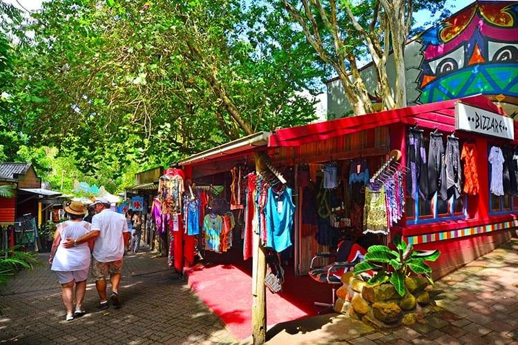 Kuranda Markt