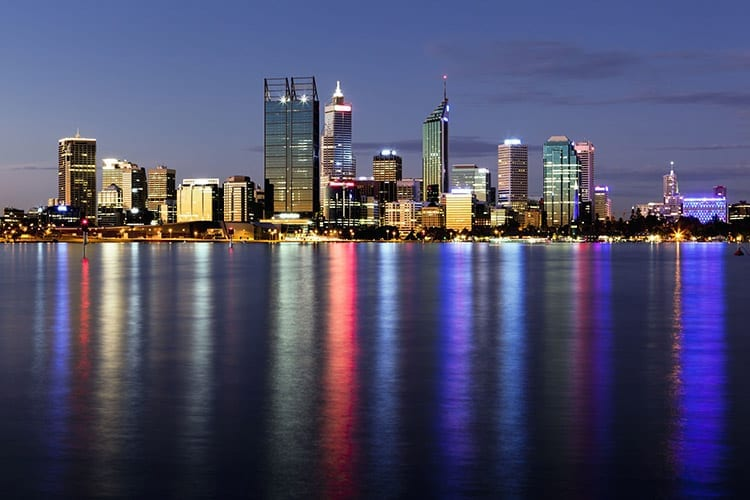 Overnachten in Perth
