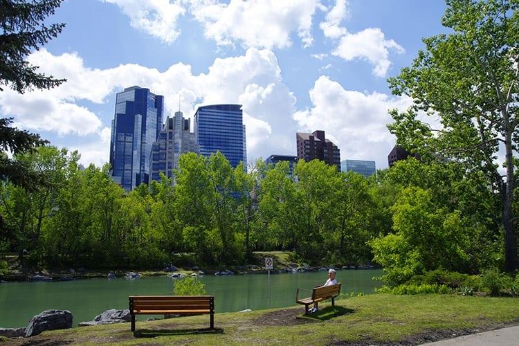 Prince's Islands Park, Calgary