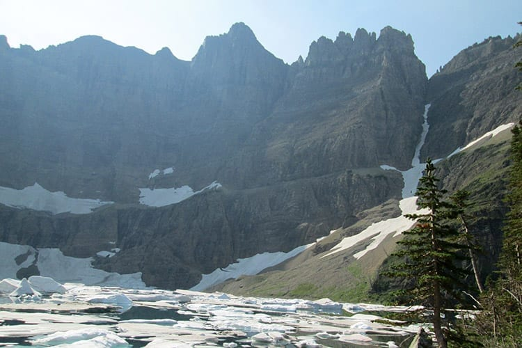 Abbott Ridge Trail, Glacier National Park